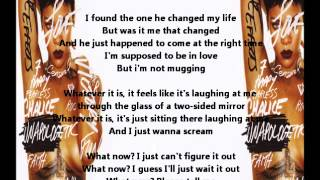 Rihanna - What Now (Lyrics HQ|HD) [Unapologetic]