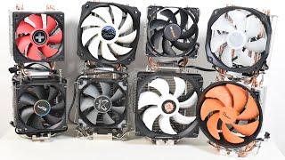 Günstige CPU-Kühler bis 30 € | Marktüberblick & Test 2020 [Deutsch]