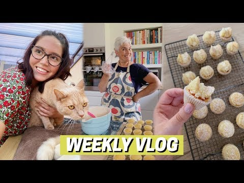 Baking, Home Haul + Getting The iPhone 11 Max 🙌🏼 WEEKLY VLOG