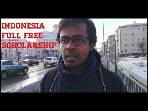 STUDY IN INDONESIA//Indonesia Full Free Scholarship