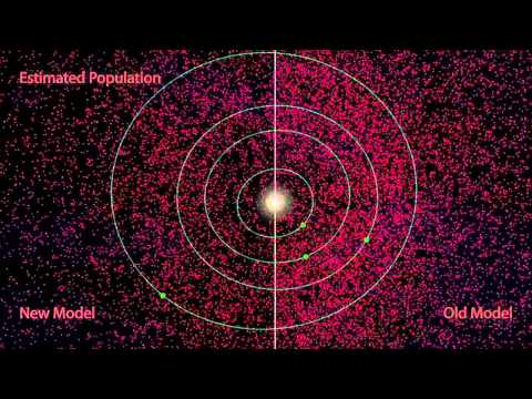 NASA Talk - Path to Mars and Asteroid Mission: The First Step
