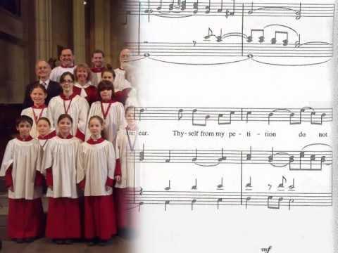 Hear my prayer -O for the wings of a dove - St Alban's Church Choir Bristol
