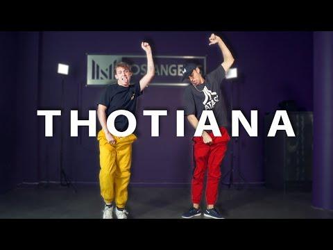 """""""THOTIANA"""" 10 Minute Dance Challenge w Josh Killacky"""