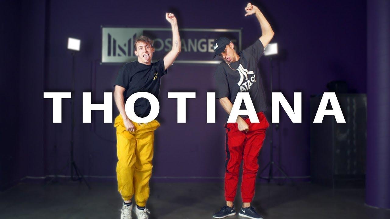 """""""THOTIANA"""" 10 Minute Dance Challenge w/ Josh Killacky"""