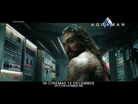 Download Aquaman - Official Trailer 1 [HD]