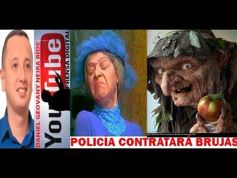 POLICÍA CONTRATARÁ BRUJAS @HuilaPolicia @diariodelhuila
