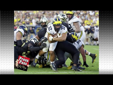 Michigan has more controversy over who will be their starting Quaterback