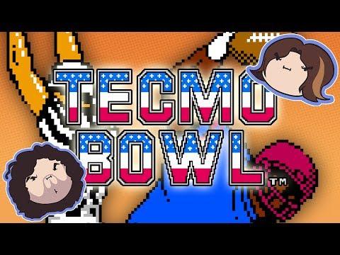 Tecmo Bowl - Game Grumps VS