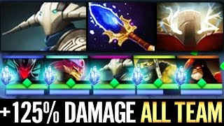 WTF!? NEW SUPPORT - SVEN Build SUPP Items And late game COMEBACK Dota 2