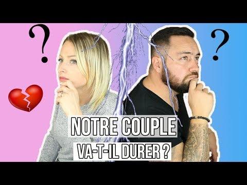♡• NOTRE COUPLE VA-T-IL DURER ? •♡