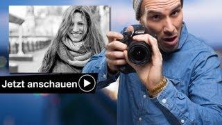 NATÜRLICHE PORTRAITS FOTOGRAFIEREN - TUTORIAL TIPPS UND TRICKS