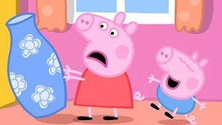 Peppa Pig in Hindi - Daddy Pig ka Chashma Kho Gaya - हिंदी Kahaniya - Hindi Cartoons for Kids