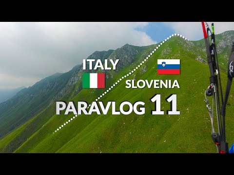 ParaVlog 11 - International Flight!! in 4K - BANDARRA