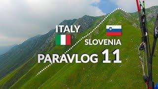 ParaVlog 11 - International Flight!! in 4K - BANDARRA
