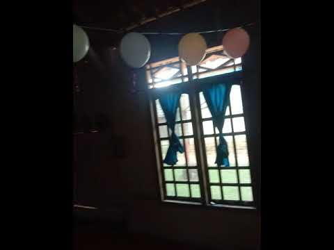 dekorasi ulang tahun anak sederhana - youtube