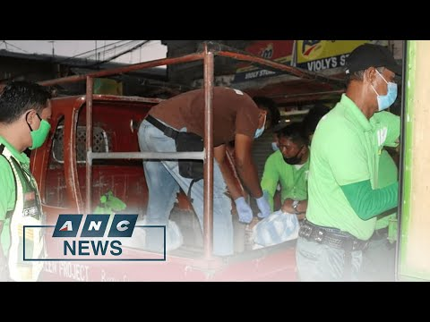 Las Piñas Village Chief Denies Withholding Relief Supplies To Residents | ANC