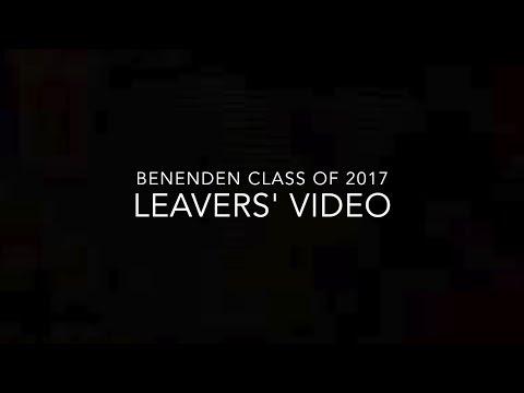 Benenden Leavers' Video 2017