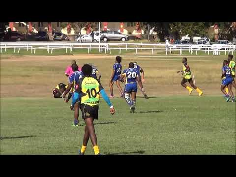 Barbados vs Jamaica 28 April 2018