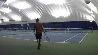 2/3/18 Tennis - Match Highlights