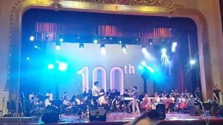 Gambar cover อุทยานจามจุรี Rehearsal งานแถลงข่าว 100 ปี จุฬาฯ