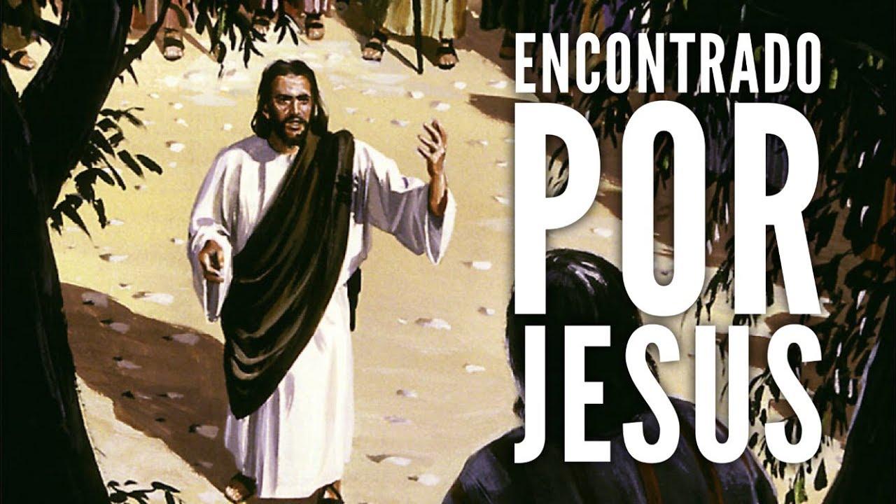 ENCONTRADO POR JESUS, pregação evangélica Impactante - Devocional Profética - Pastor Rodrigo Ortunho