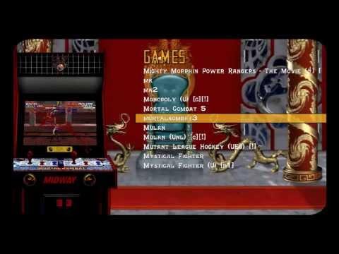 Mortal Kombat   Maximus Arcade Theme - With Intro Video