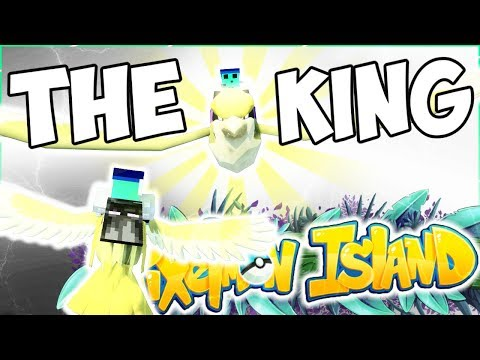 THE SHINY KING IS BACK! ☀️ - Pixelmon Island SMP S2 - #14