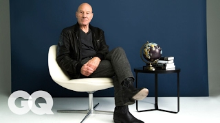 Patrick Stewart Reads 1-Star Reviews of Famous Monuments | GQ