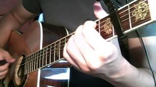polovtsian dances guitar cover