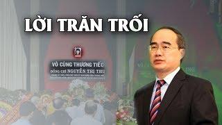 Phó chủ tịch Nguyễn Thị Thu trăn trối gì, câu chuyện tâm linh có thật
