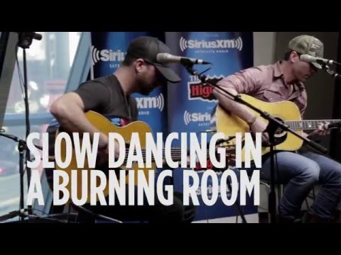 "Granger Smith ""Slow Dancing in a Burning Room"" John Mayer Cover Live @ SiriusXM // The Highway"