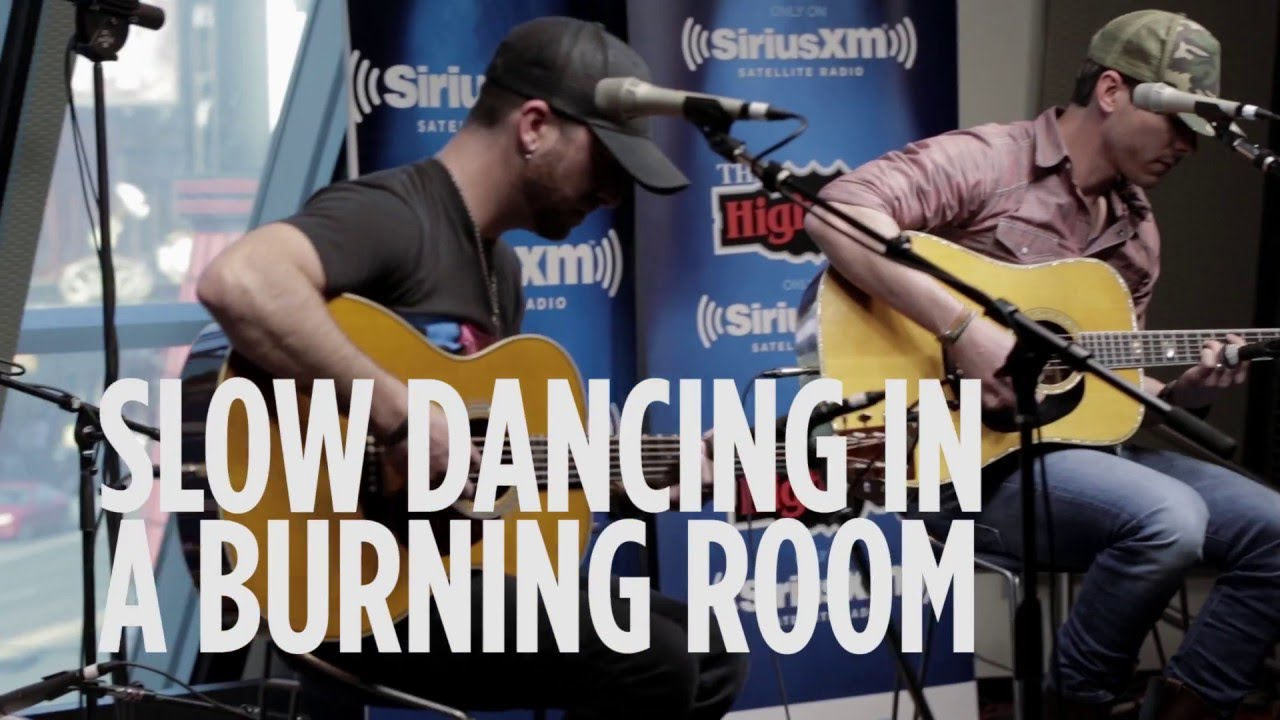 Granger Smith Slow Dancing In A Burning Room John Mayer Cover Live Siriusxm The Highway