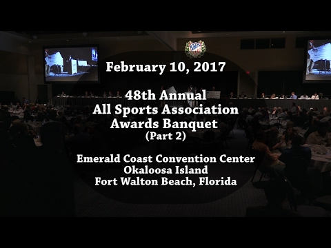 48th Annual All Sports Association Awards Banquet - Part 2