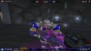 Unreal Tournament 2004: Удержание флага № 3