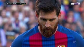 Lionel Messi vs Villarreal (Home) 16-17 HD 720p (06/05/2017)