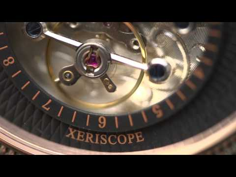 XERISCOPE: The Orbiting Mechanical Automatic Watch by XERIC