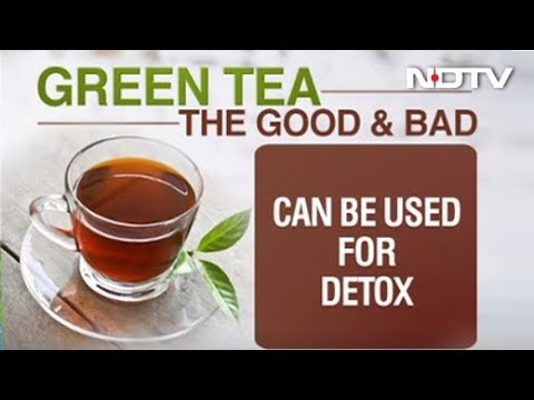 Does Green Tea Help Lose Weight? #1