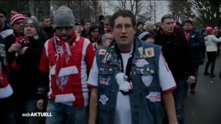 Ausschreitungen beim Bundesliga-Spiel Borussia Dortmund-RB Leipzig