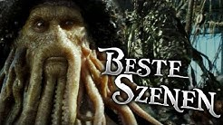 Davy Jones Beste Szenen - Fluch der Karibik
