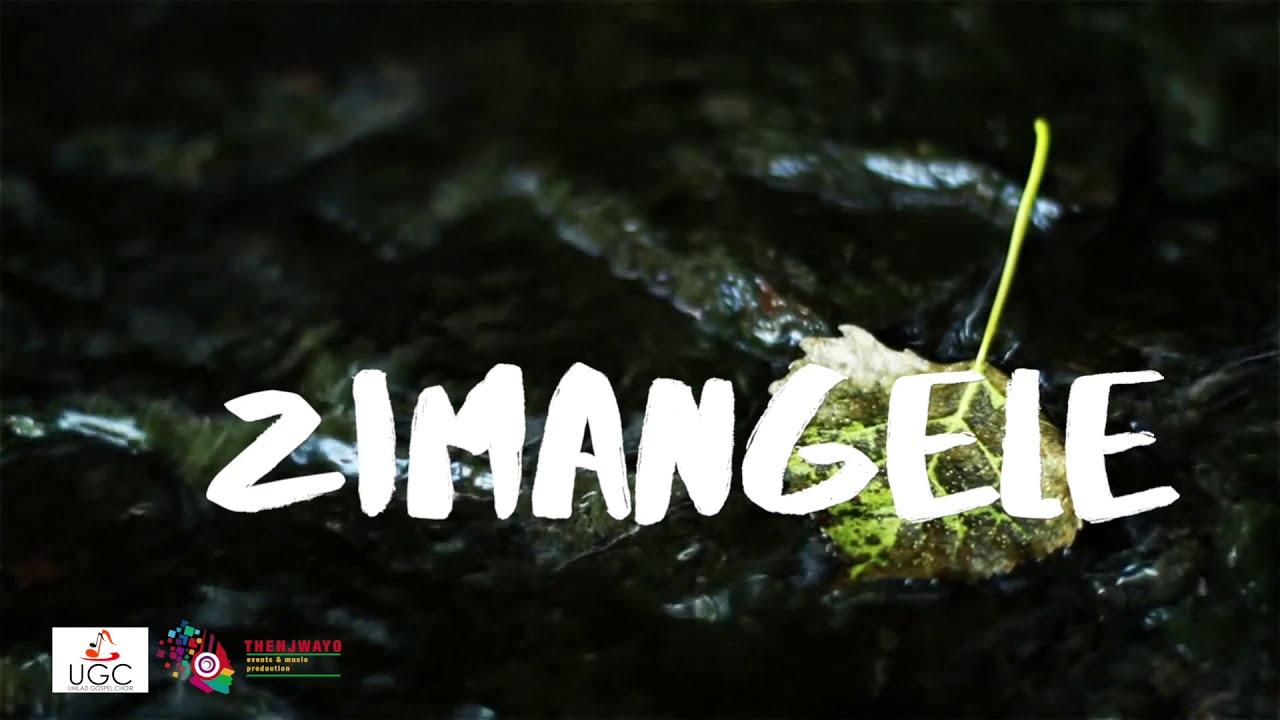 Download Umlazi Gospel Choir - Zimangele ( Lyrics Video