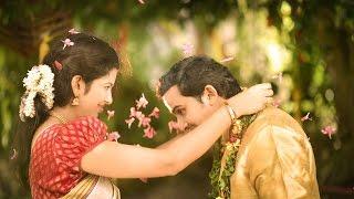 Oru Pakka Kathai - Tale of Vishnu & Aswathy ! Cinematic Romantic Classical Hindu Wedding