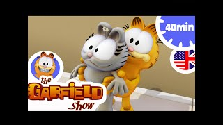 THE GARFIELD SHOW - 40 min - New Compilation #05
