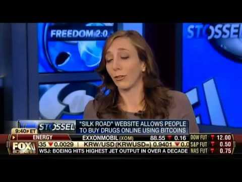 Katherine Mangu-Ward Talks Bitcoins on Stossel