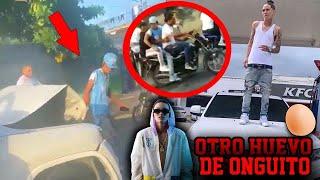 Mira Como Sucedio el accidente de Onguito y Mira quienes Andaban