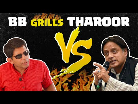 Bhakt Banerjee Vs Shashi Tharoor |  Hindutva Vs Hinduism | Who Wins? | DeshBhakt with Akash Banerjee