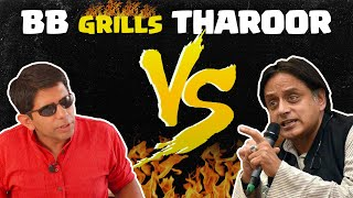 Bhakt Banerjee Vs Shashi Tharoor |  Hindutva Vs Hinduism | Who Wins? | DeshBhakt with Akash Banerjee