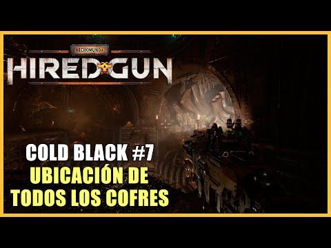 Necromunda: Hired Gun guía - Dónde encontrar los 3 cofres de Cold Black - Capítulo 7