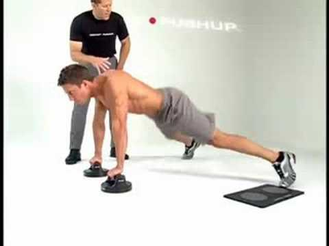Chest Workout With The Perfect Pushup® Perfect Fitness - YouTube