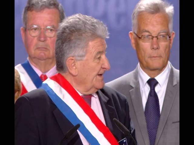 Le sénateur Alain Néri, Comité parlementaire pour un Iran démocratique