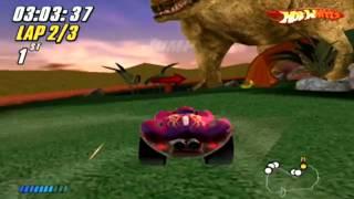 Hot Wheels Beat That Redone (T-Rex Rush)